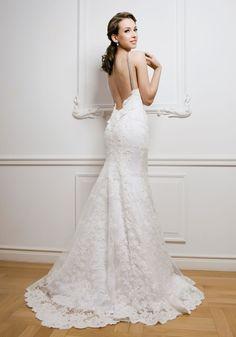 IN LOVE » Wedding Dresses » Bien Savvy 2012 Collection » Bien Savvy (back)