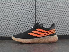 best service fdaf7 45df9 Adidas Originals Sobakov Black Orange