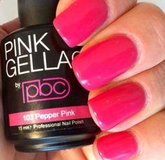Pink Gellac 103 Pepper Pink