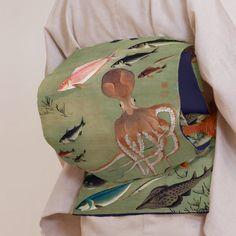 Japanese Embroidery Kimono Wow - I love this design! Traditional Japanese Kimono, Traditional Fashion, Traditional Outfits, Yukata Kimono, Kimono Fabric, Japanese Outfits, Japanese Fashion, Japanese Geisha, Asian Fashion