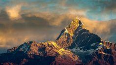 Mount Everest peak (Nepal)