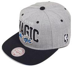 new style 6a990 8b580 Mitchell   Ness NBA Orlando Magic SCRIPOP EU090 Snapback Cap Kappe