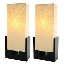 "Calahan 24"" Table Lamp Set (Set of 2)"