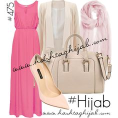 Hashtag Hijab Outfit #475 by hashtaghijab on Polyvore featuring ONLY, Lipsy, Dolce&Gabbana, Calypso St. Barth and hijab