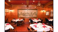 The dining room at Michael's