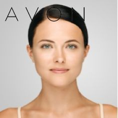 Check out the new look I created with the Avon Virtual Makeover!