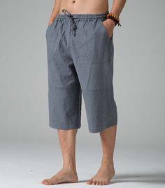 Men's Linen Pants | men's wear | Pinterest | Men's fashion and ...
