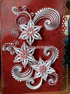 neli quilling art some fabulous quilled cards Note: there Ideas Quilling, Neli Quilling, Quilling Tutorial, Quilling Patterns, Quilling Designs, Quilled Paper Art, Quilling Paper Craft, Paper Beads, Paper Crafts