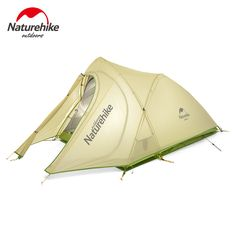 Cheap 2 man tent, Buy Quality camping tent directly from China men tent Suppliers: Naturehike 2017 New 2 Person 3 Season Camping Tent Ultralight Large Space Camp Tente Cirrus 2 Man Tent