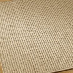 2x7 Check Out Solid Braided Indoor/Outdoor Rug From Shades Of Light