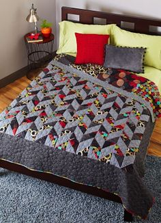 Could make this quilt with denim