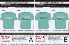 Share this link with your t-shirt chair and score an awesome deal on Comfort Colors Tees and Tanks!  http://greekgreekgreek.com/landing/2015-comfort-colors-spring-break-flash-sale