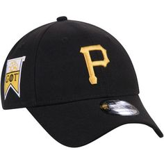 f8d36c57553 Pittsburgh Pirates New Era Game of Thrones 9FORTY Adjustable Hat - Black