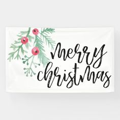 #promo Evergreen Christmas Holiday Banner #merry #christmas #watercolor #modern #affiliatelink #merrychristmassigns #merrychristmas #holidaysigns #christmasdecor Merry Christmas Banner, Holiday Banner, Cute Christmas Tree, Holiday Signs, Holiday Photo Cards, Christmas Greetings, Christmas Cards, Christmas Decorations, Xmas