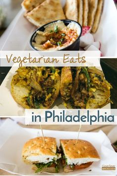 Vegetarian Eats Philadelphia | Philadelphia Recommendations | Where to eat Vegan Cheesesteak