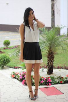 Look: Black & White