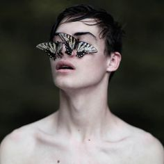 Butterfly beauty: Surreal Photography by Brian Oldham | iGNANT.de