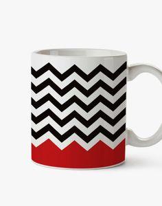 Twin Peaks - David Lynch's Mug.