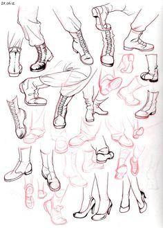 Shoe reference