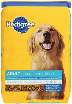 Pedigree Complete Nutrition dry dog food for Adult Dogs, 17lb - http://www.thepuppy.org/pedigree-complete-nutrition-dry-dog-food-for-adult-dogs-17lb/