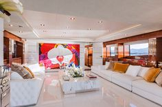 Browse our collection of superyachts for sale. We have access to all of the world's luxury yachts for sale; Mega Yachts For Sale, Luxury Yachts For Sale, Yacht For Sale, Private Jet Interior, Luxury Yacht Interior, Luxury Homes, Jacuzzi, Grand Luxe, Luxury Private Jets