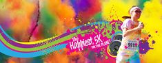 Fun fact: 30,000 different 5Ks now exist in the U.S. including The Color Run