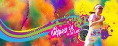 The Color Run - Where to run it?