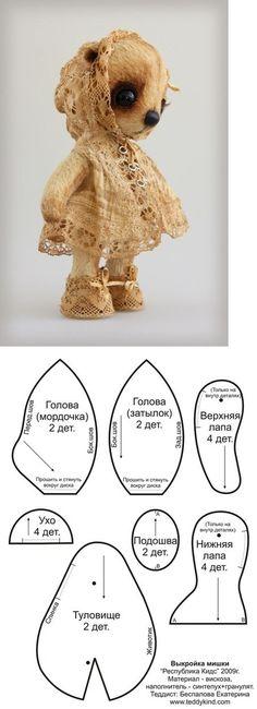 Bear - Pattern