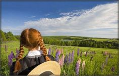 I want to visit Prince Edward Island, home of Anne of Green Gables!!