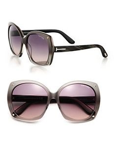a3be95037b Tom Ford Eyewear - Gabrielle 59MM Square Sunglasses Anteojos, Tom Ford Gafas,  Gafas De