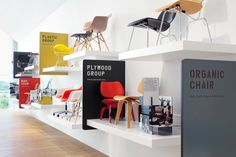 Vitra – VitraHaus 2009 | Retail | Graphic Thought Facility
