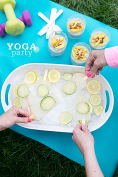 So have to do this - Yoga Party Blue Diamond Almonds 1 Yoga Party