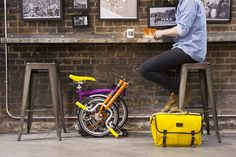 New Brompton cafe opens in Brooklyn, NYC.        Lovers of bikes, beats and beans rejoice. Just in time for Bike Month and on the heels of Record Store Day, Brompton Bicycle announces the arrival of the Brompton Bike Café at Rough Trade NYC, Brooklyn. The opening represents a stateside...