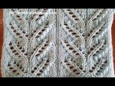 Karmaşık Görüntüsü Sizi Korkutmasın! - YouTube Ladies Cardigan Knitting Patterns, Cable Knitting Patterns, Knitting Stiches, Knitting Videos, Lace Knitting, Knitting Projects, Crochet Coat, Simple Embroidery, Cross Stitch Baby