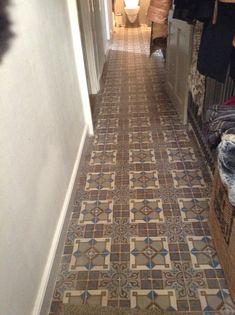 Oude vloertegels Antieke vloertegels Oude tegelvloer www.floorz.nl www.floorz.be