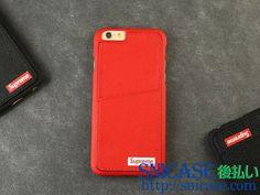 supreme アイフォン6sケース