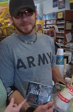 Hes a good man... #BrantleyGilbert #JasonAldean