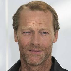Iain Glen. Is it any wonder Iain was sick earlier this year? Even though I know him to have a healthy lifestyle for the most part. Years of smoking didn't help, and there was somewthing very virulent going around this winter. In this business we often keep strange hours, can't always eat good food. Work when we're sick. Film around the world where we are exposed to all kinds of pathogens. It's a surprise more of us aren't sick.