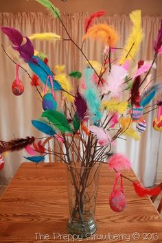Easter tree, Easter and Trees
