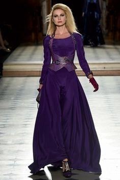 Julien Fournié Herbst/Winter Haute Couture - Fashion Shows Love Fashion, Runway Fashion, Fashion Show, Fashion Design, Couture Fashion, Long Summer Dresses, Evening Dresses, Pretty Dresses, Beautiful Dresses