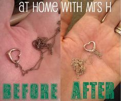 Learn how to clean jewelry.