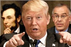 They have not been the party of Lincoln for decades: Donald Trump exposes the truth about GOP racism that David Brooks keeps denying. #UniteBlue