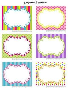 Free Printable Food Labels Templates Best Of Candy Shoppe Birthday Party Printable Food Labels Pink Green Food Label Template, Label Templates, Printable Labels, Food Labels, Party Printables, Free Printables, Candy Labels, Diy And Crafts, Paper Crafts