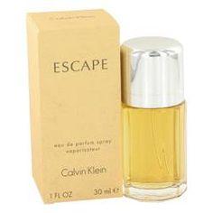 Escape Perfume by Calvin Klein 1 oz Eau De Parfum Spray