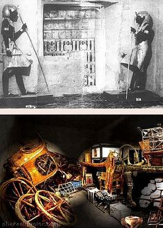 Image detail for -The king Tut Ankh Amun tomb 18th dynasty New Kingdom at the Valley of ...