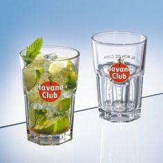 Original Havana Club Logo Longdrinkglas für Cuba Libre: http://cocktail-glaeser.de/set/original-havana-club-logo-longdrinkglas-fur-cuba-libre-und-mojito/