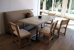 One Kings Lane - James DeWulf - Vue Dining Table