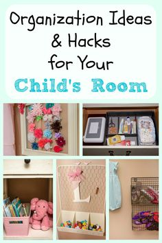 Back for another day of #TSSBH with some helpful tips from Health, Home & Heart about how to organize your child's bedroom.