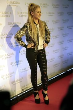 "#Shakira Shakira - ""El Dorado"" Album Launch in Barcelona 06/08/2017 | Celebrity Uncensored! Read more: http://celxxx.com/2017/06/shakira-el-dorado-album-launch-in-barcelona-06082017/"