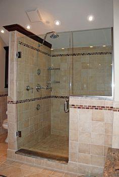 M.J. Whelan Construction - Master bathroom